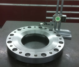 machined precision aluminum parts