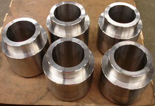 machined alloy parts