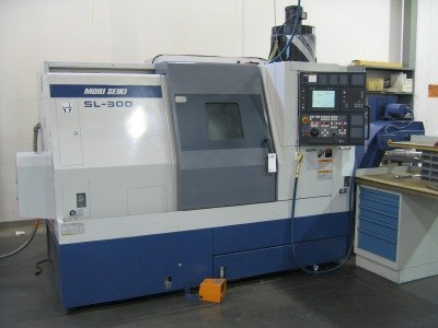 Mori_Seiki SL-300 CNC Turning Center