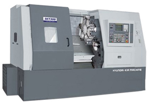 Hyundia-Kia SKT-300 CNC Turning Center